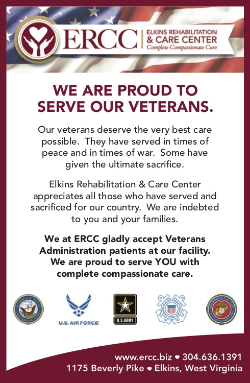 We Are Proud to Serve Our Veterans