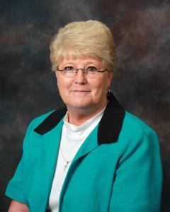 Bonnie Serrett, Chairperson