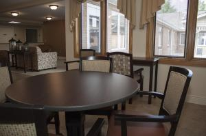 Rehabilitation Unit Lounge